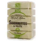 Savonnettes rectangulaires Figue-Lavande